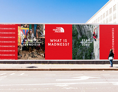 The North Face Question Madness