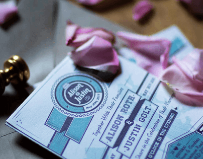A Labor of Love: Wedding Identity