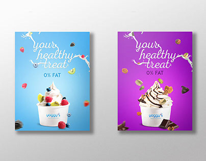 Yoggy's - Your Healthy Treat!