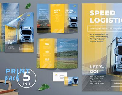 Trucking Logistics Templates Suite