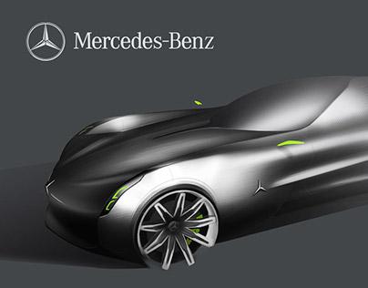 Mercedes-Benz Vision Coupe (2013)