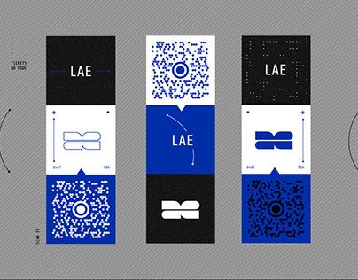 LOS ANDES ELECTRONICOS™ Branding