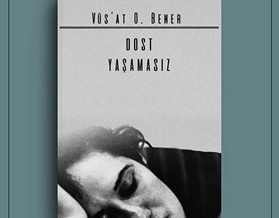 Dost Yaşamasız - Book Cover Design