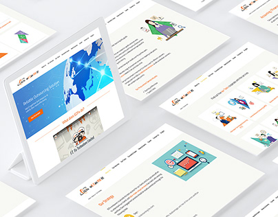 ECFix IT Company | UI Web Design