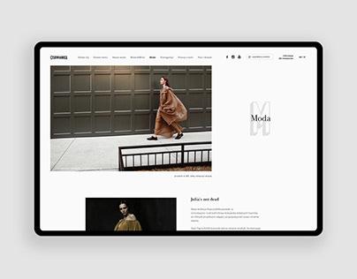 Cisowianka - web