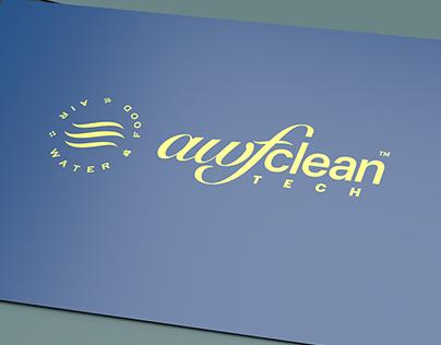 AWF Clean Tech Corporate Brand Design