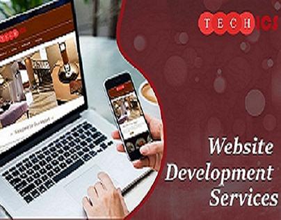 Web Design and Website Development Services- Tech ICS