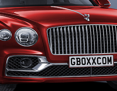 2020 Bentley Flying Spur Limousine Red Edition