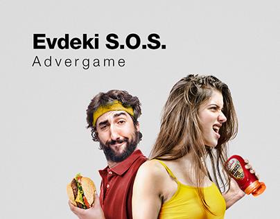 Evdeki S.O.S Advergame