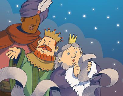 La Nit de Reis