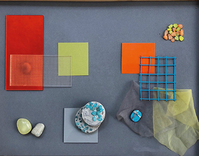 Trend Workshop - CMF (Colour, Material, Finishes)