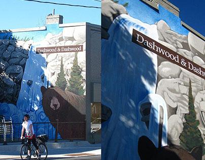 Dashwood Mural