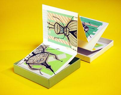 Bugs! | Handmade zine