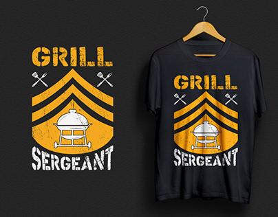 BBQ Tshirt Design Bundle for print on demand