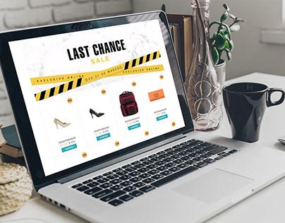 Sitio Web Presencial y Catálogo en Línea para Cloe