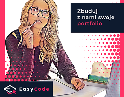 social media campain for EasyCode
