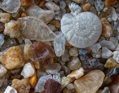 Sand from Kumköy/Turkey