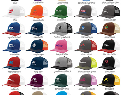 Promotional Hats With Logo   CSM Promotions