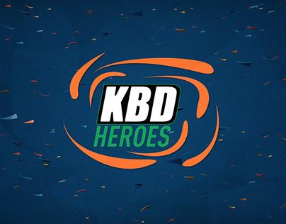 KBD Heroes Titles