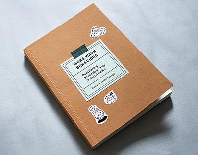 Woke Wash Behaviors Book