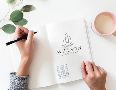 Willson architect - Brand Identity