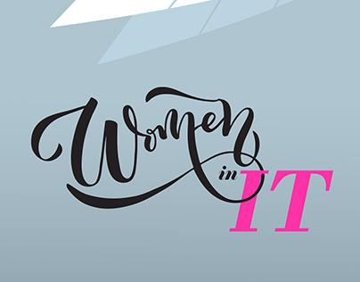 Women in IT Brochure