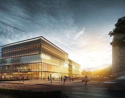 Sportcomplex Erasmus