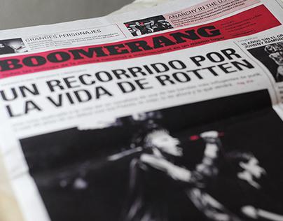 Boomerang | Diario