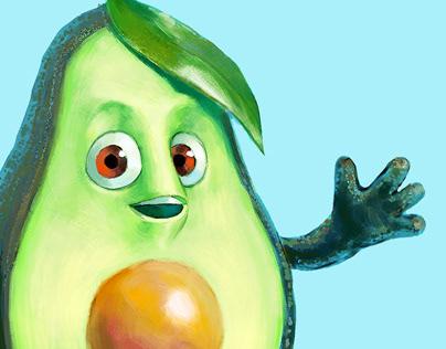 Avocado Kid