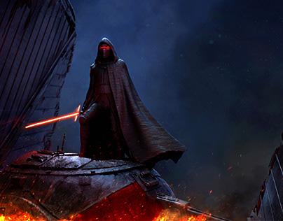 Rey's Force Vision