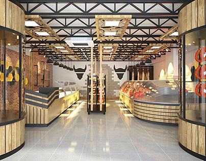 Butcher Shop Design
