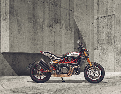 2022 INDIAN MOTORCYCLE FTR 1200 CARBON R + SHUTTERSTOCK