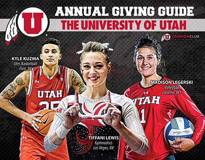 University of Utah Athletics - 2016 Annual Giving Guide