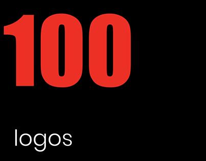100 Creative Logos