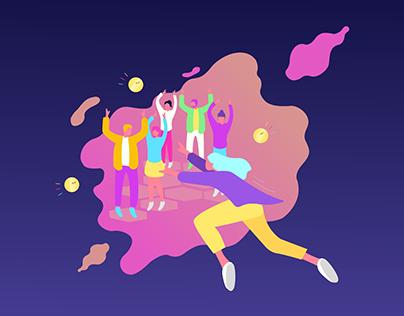 Gyftie | Landing Page Design