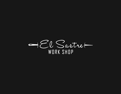 """Web Design of the Tailor brand """"El Sastre Work Shop"""""""