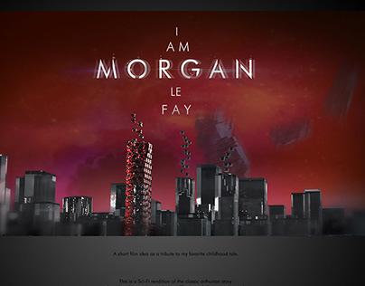 Film Pitch: I Am Morgan Le Fay