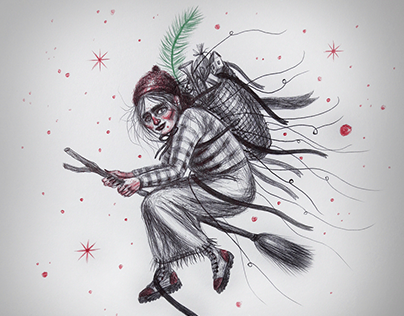 ☻🎄👹 Ghosts of Christmas