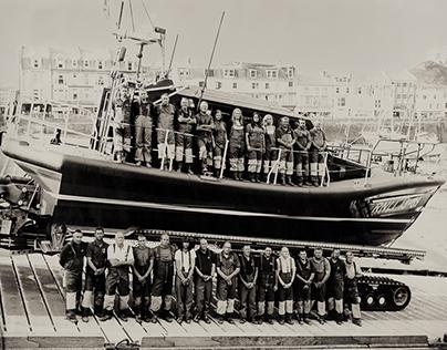 RNLI Lifeboat Crews No.2