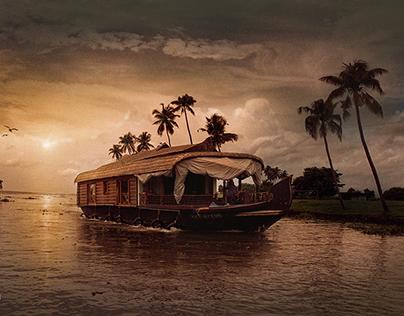 kuttanad (Alleppey), Kerala