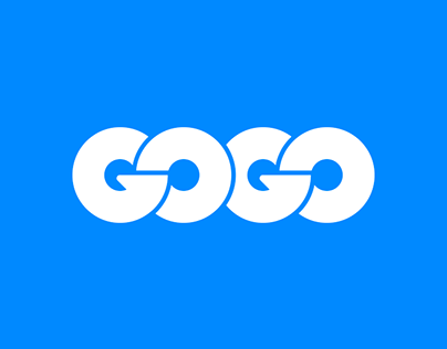 GOGO APP - Visual Identity
