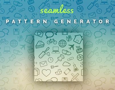 Seamless Pattern Generator Online - PatternICO.com