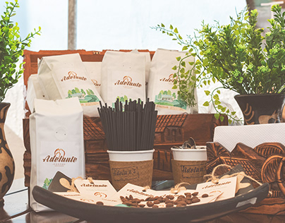 Adelante Coffee -Branding Photography