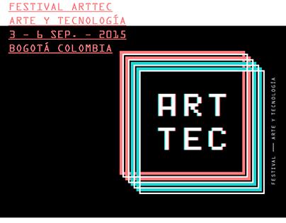 FESTIVAL ARTTEC WEB