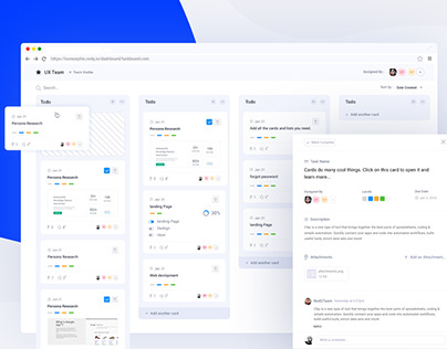 Task Management Dashboard