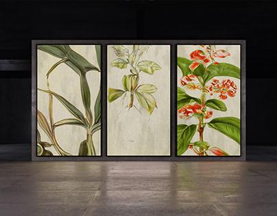 Artificial Botany - Generative Installation