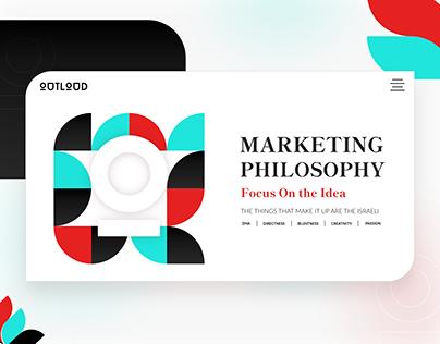 Website Design for Marketing Agency