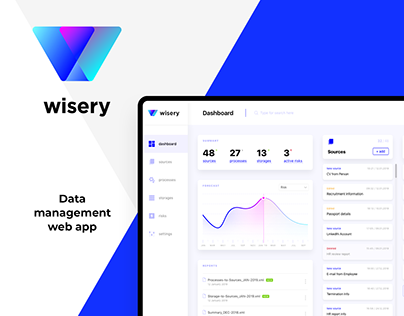 Wisery. Data management