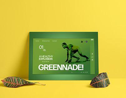 Adidas Original- Web Concept | Daily UI