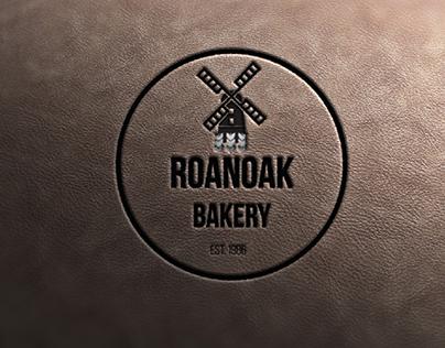 Leather Bakery Logo